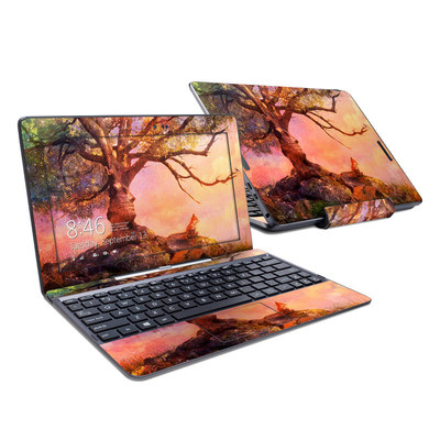 Asus Transformer Book T100T Skin - Fox Sunset
