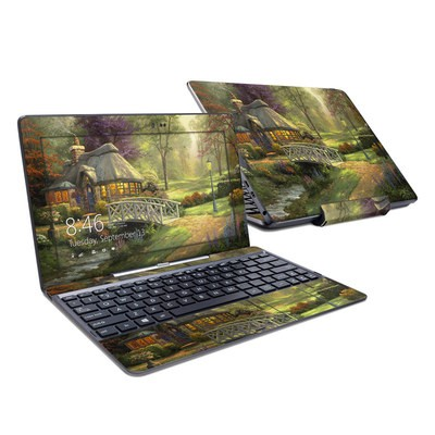 Asus Transformer Book T100T Skin - Friendship Cottage