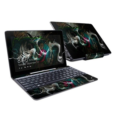 Asus Transformer Book T100T Skin - Graffstract