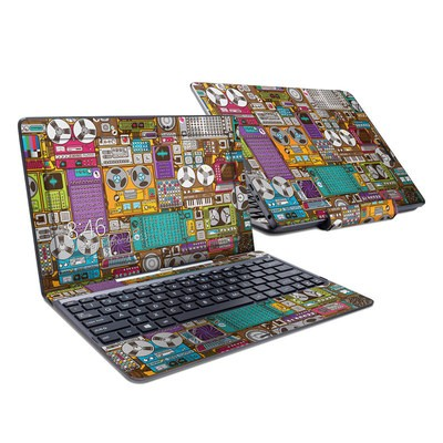 Asus Transformer Book T100T Skin - In My Pocket