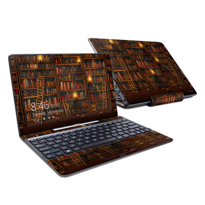 Asus Transformer Book T100T Skin - Library
