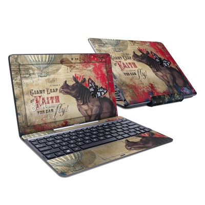 Asus Transformer Book T100T Skin - Leap Of Faith