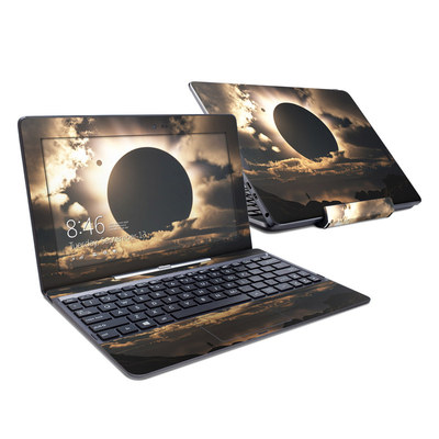 Asus Transformer Book T100T Skin - Moon Shadow