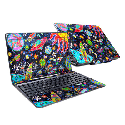 Asus Transformer Book T100T Skin - Out to Space