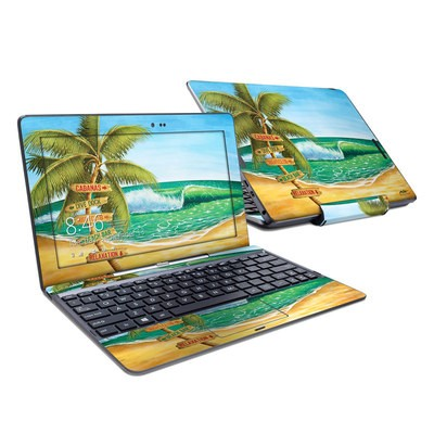 Asus Transformer Book T100T Skin - Palm Signs