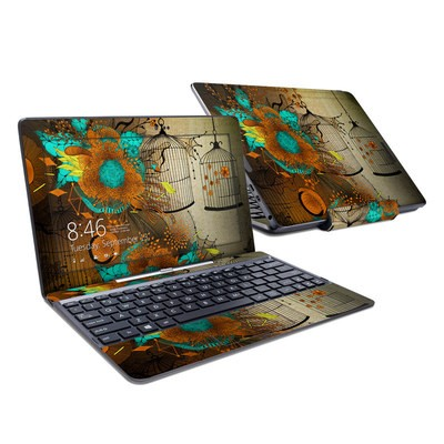 Asus Transformer Book T100T Skin - Rusty Lace