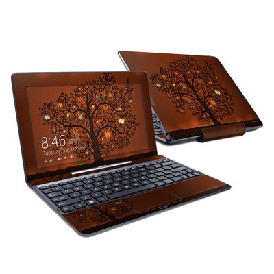 Asus Transformer Book T100T Skin - Tree Of Books