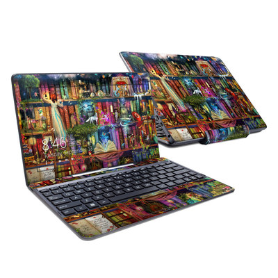 Asus Transformer Book T100T Skin - Treasure Hunt