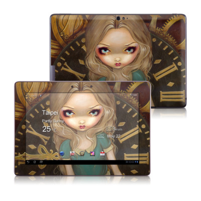 Asus Transformer TF700 Skin - Alice Clockwork