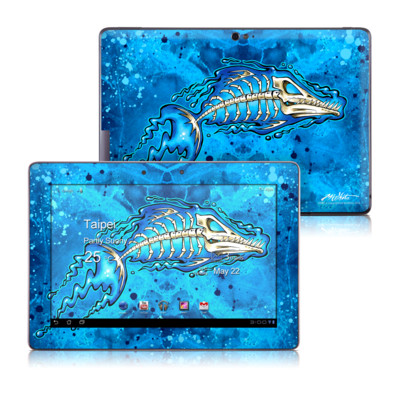 Asus Transformer TF700 Skin - Barracuda Bones