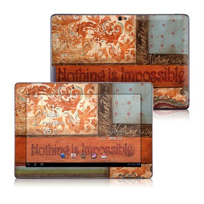 Asus Transformer TF700 Skin - Be Inspired