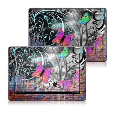 Asus Transformer TF700 Skin - Butterfly Wall