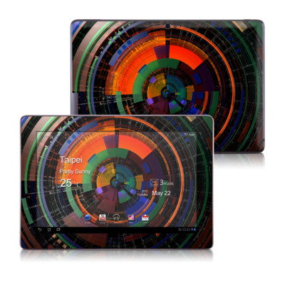 Asus Transformer TF700 Skin - Color Wheel