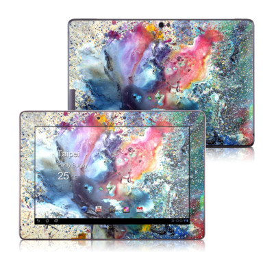Asus Transformer TF700 Skin - Cosmic Flower