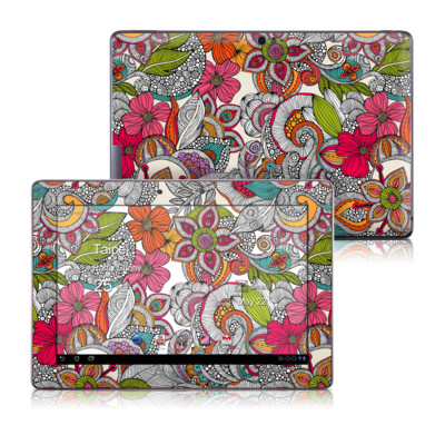 Asus Transformer TF700 Skin - Doodles Color