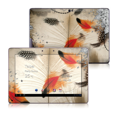 Asus Transformer TF700 Skin - Feather Dance