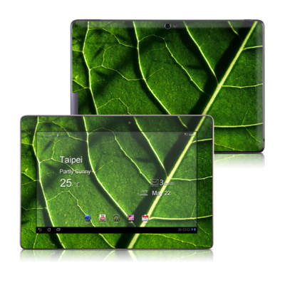 Asus Transformer TF700 Skin - Green Leaf