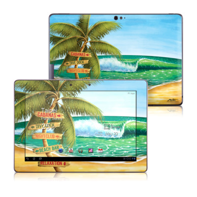 Asus Transformer TF700 Skin - Palm Signs
