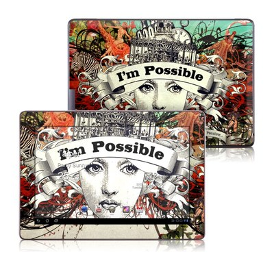Asus Transformer TF700 Skin - Possible