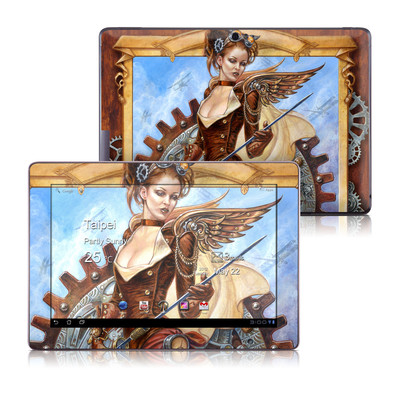 Asus Transformer TF700 Skin - Steam Jenny