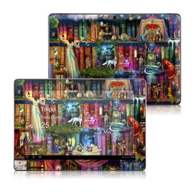 Asus Transformer TF700 Skin - Treasure Hunt