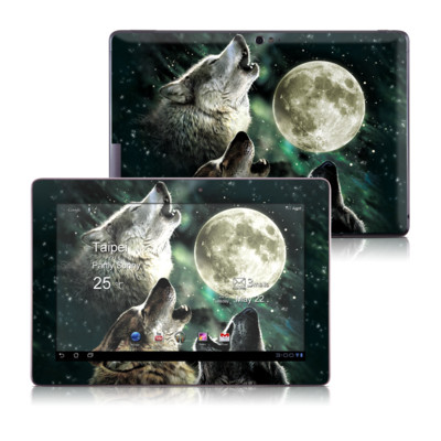 Asus Transformer TF700 Skin - Three Wolf Moon