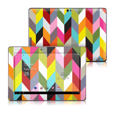 Asus Transformer TF700 Skin - Ziggy Condensed