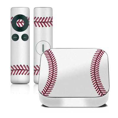 Apple TV 2G Skin - Baseball