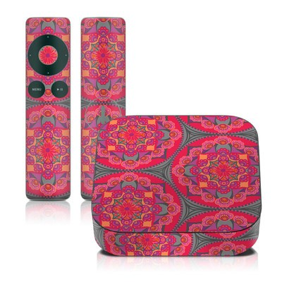 Apple TV 2G Skin - Ruby Salon