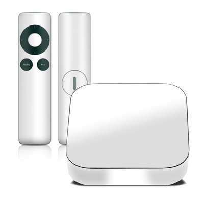 Apple TV 2G Skin - Solid State White