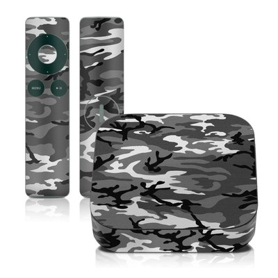 Apple TV 2G Skin - Urban Camo