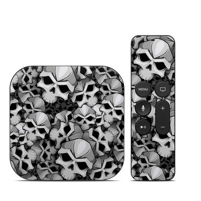 Apple TV 4th Gen Skin - Bones