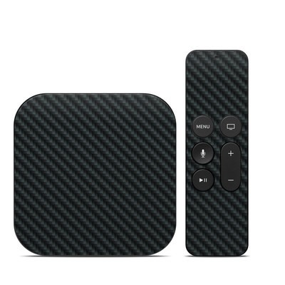 Apple TV 4th Gen Skin - Carbon