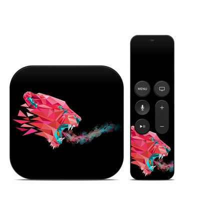 Apple TV 4th Gen Skin - Lions Hate Kale