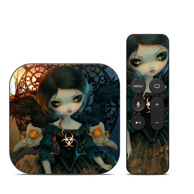Apple TV 4th Gen Skin - Pestilence