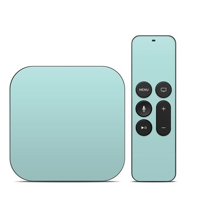 Apple TV 4th Gen Skin - Solid State Mint