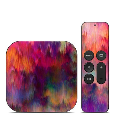 Apple TV 4th Gen Skin - Sunset Storm