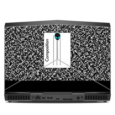 Alienware 13R3 13.3in Skin - Composition Notebook