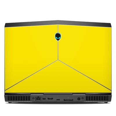 Alienware 13R3 13.3in Skin - Solid State Yellow