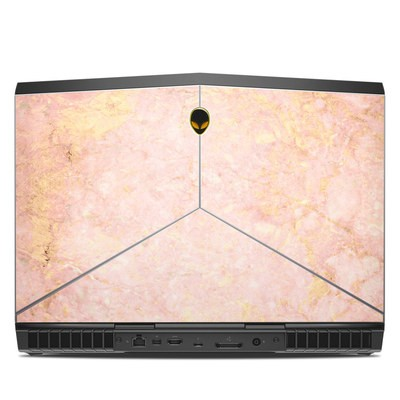 Alienware 15R3 15.6in Skin - Rose Gold Marble
