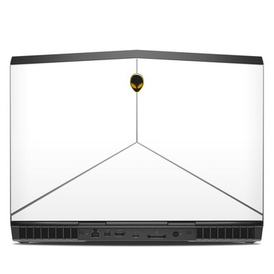 Alienware 15R3 15.6in Skin - Solid State White