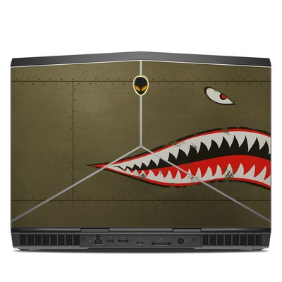 Alienware 15R3 15.6in Skin - USAF Shark
