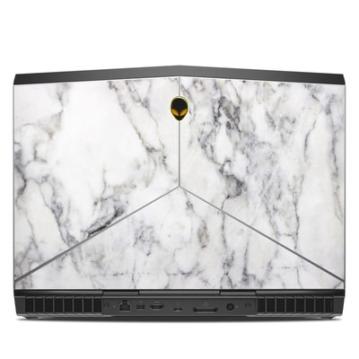 Alienware 15R3 15.6in Skin - White Marble