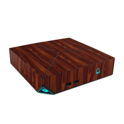 Alienware Steam Machine Skin - Dark Rosewood