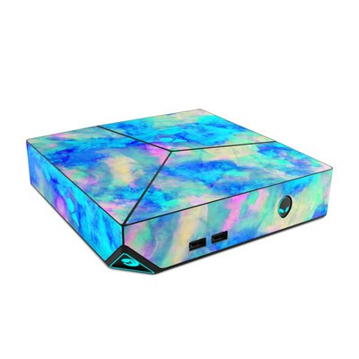 Alienware Steam Machine Skin - Electrify Ice Blue