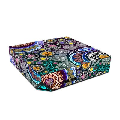 Alienware Steam Machine Skin - Mehndi Garden