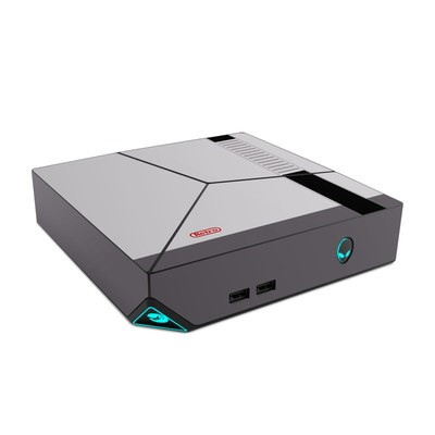 Alienware Steam Machine Skin - Retro Horizontal