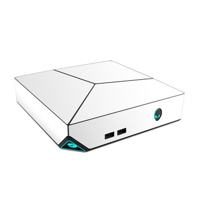 Alienware Steam Machine Skin - Solid State White
