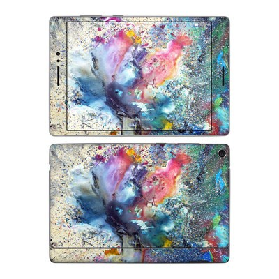 Asus ZenPad S 8in Skin - Cosmic Flower