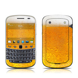 BlackBerry Bold 9930 Skin - Beer Bubbles